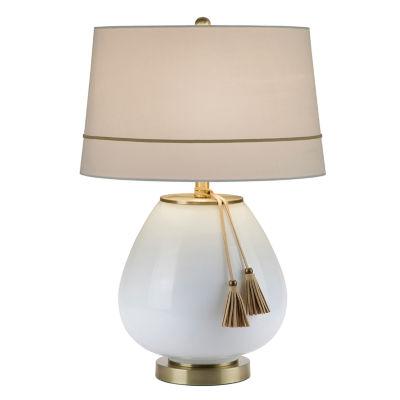 Catalina Carey Glass Table Lamp