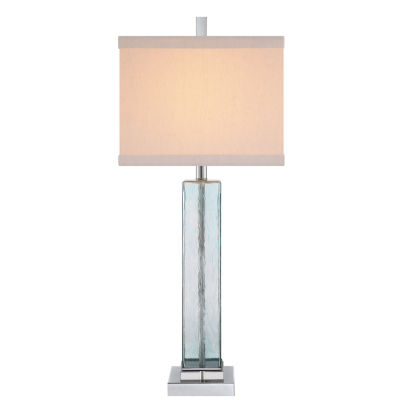 Catalina Lola Glass Table Lamp