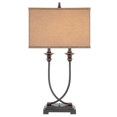 Catalina Aiden Metal Table Lamp