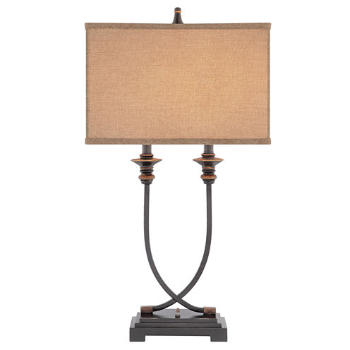 Catalina Aiden Metal Table Lamp