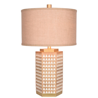 Catalina Sawyer Resin Table Lamp