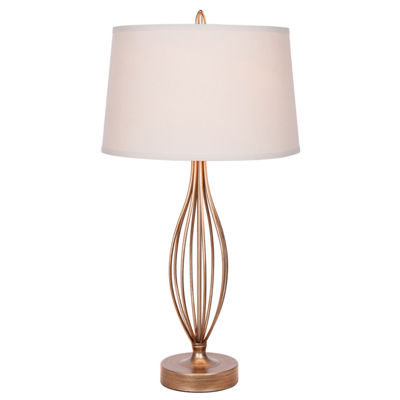 Catalina Ivy Metal Table Lamp