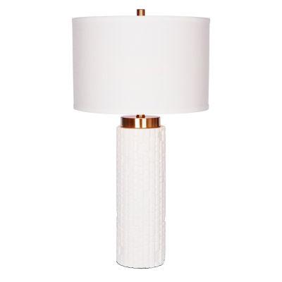 Catalina Zoe Resin Table Lamp