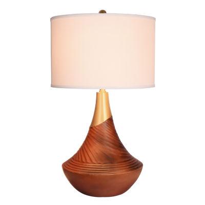 Catalina Hope Resin Table Lamp