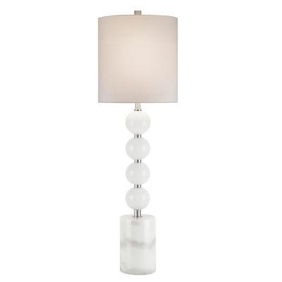 Catalina Alana Glass Table Lamp