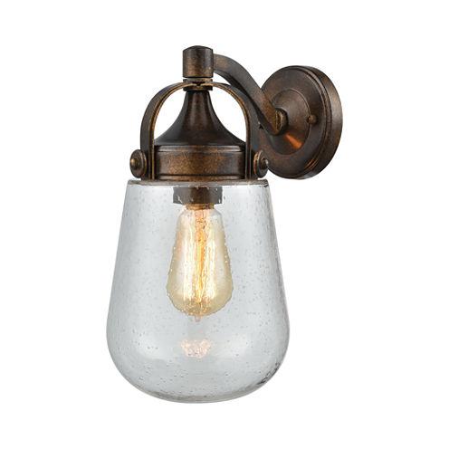 Elk Lighting Lowden Outdoor Sconce Light