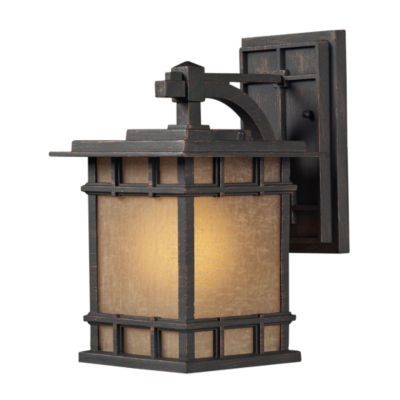 Elk Lighting Newlton Outdoor Sconce Light