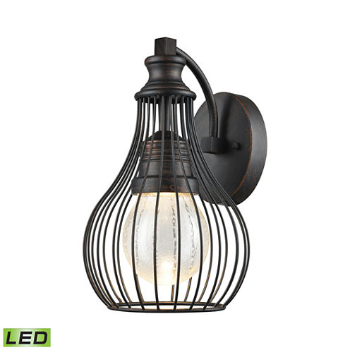 Elk Lighting Osage Outdoor Sconce Light