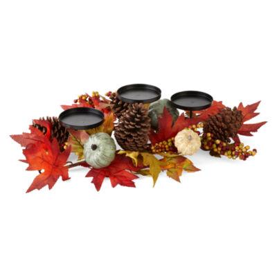 JCPenney Home™ Harvest Candleholder Centerpiece