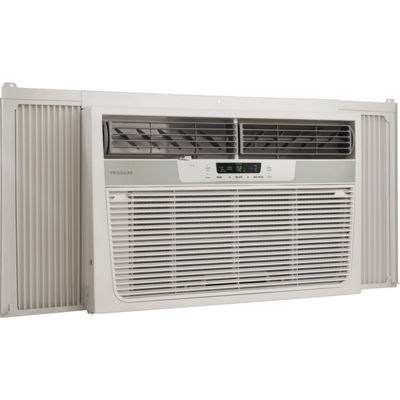 Frigidaire 28000 BTU 230V Window-Mounted Heavy-Duty Air Conditioner with Temperature Sensing RemoteControl