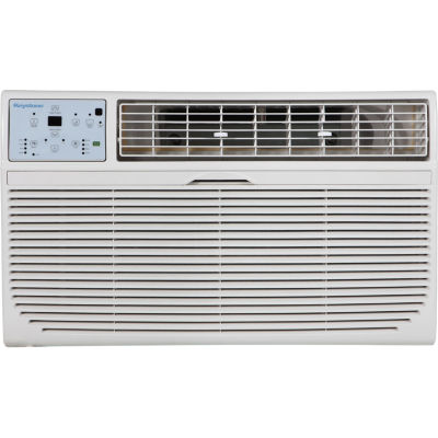 Keystone 10000 BTU 230V Through-the-Wall Air Conditioner with 10600 BTU Supplemental Heat Capability