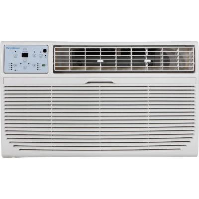 Keystone 12000 BTU 230V Through-the-Wall Air Conditioner with 10600 BTU Supplemental Heat Capability
