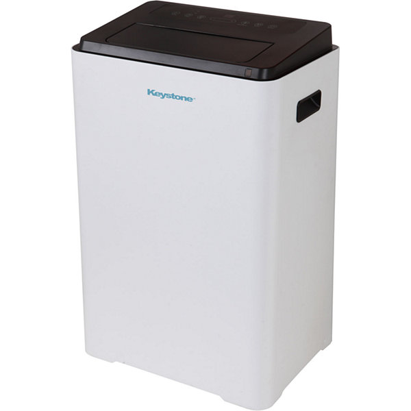 "Keystone 16000 BTU 230V Portable Air Conditioner with ""Follow Me'' LCD Remote Control"""