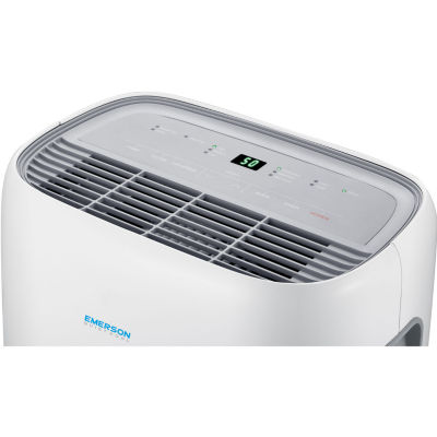 Emerson Quiet Kool 50-Pint Dehumidifier