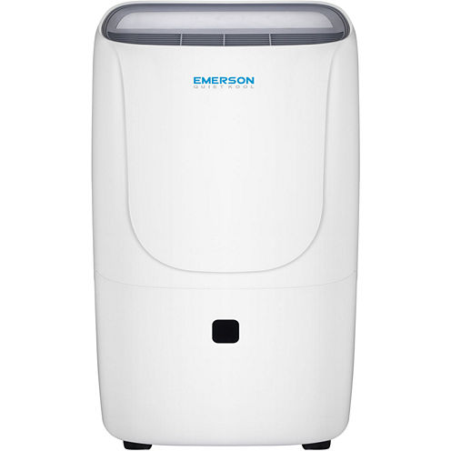 Emerson Quiet Kool 70-Pint Dehumidifier with Internal Pump