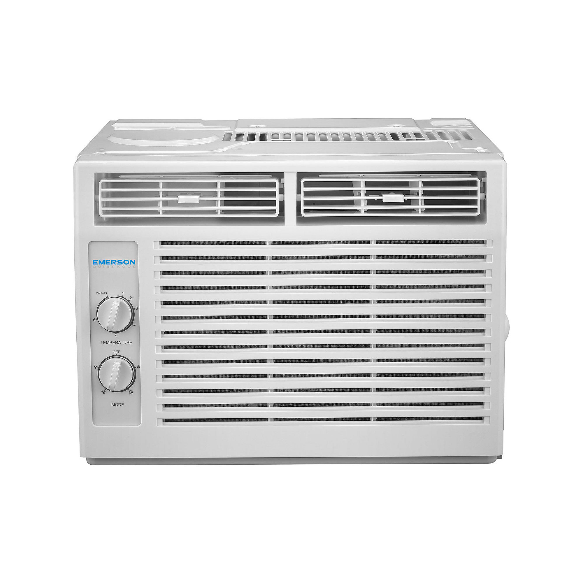 Emerson Quiet Kool 5000 BTU 115V Window Air Conditioner with Mechanical Rotary Controls