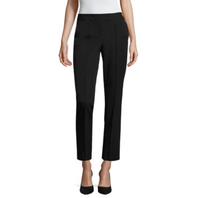 Worthington Womens Ankle Pant