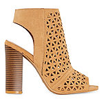 Bamboo Womens Faith 47s Heeled Sandals