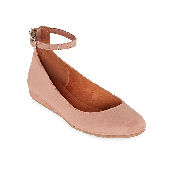 a.n.a Womens Edan Ballet Flats Round Toe