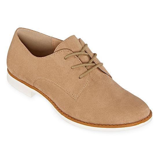 Arizona Womens Kalda Lace-up Round Toe Oxford Shoes