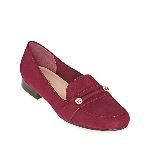 Liz Claiborne Womens Closed Toe Trish Slip-On Shoe