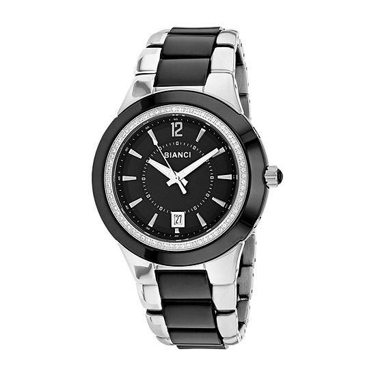 Roberto Bianci Womens Stainless Steel Bracelet Watch-Rb27100
