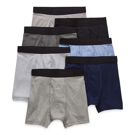 Thereabouts Little & Big Boys 7 Pack Boxer Briefs