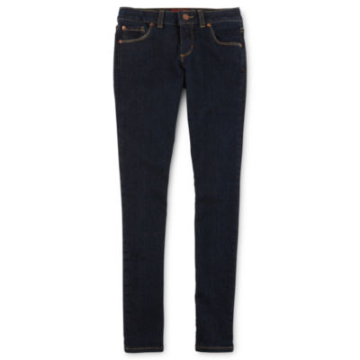 Arizona Skinny Jeans - Girls' 4-16 & Plus