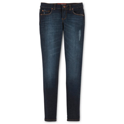 Arizona Skinny Jeans - Girls 6-16, Slim and Plus