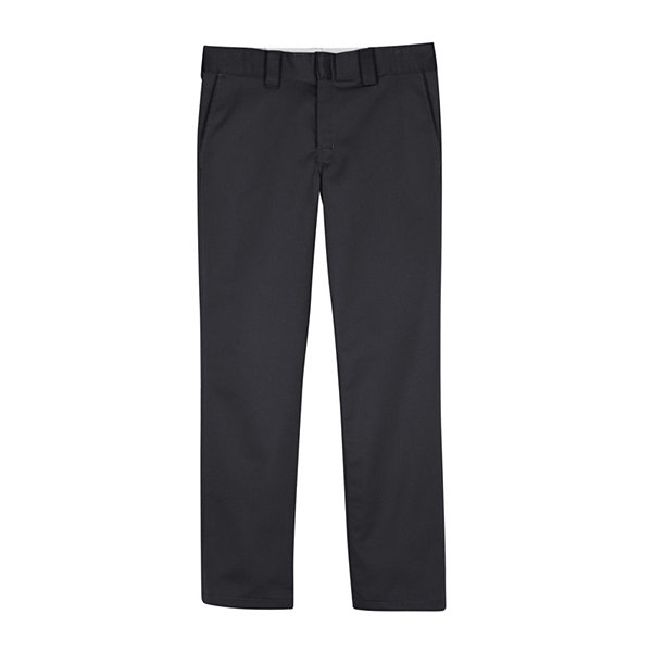Dickies Flat Front Pants-Big Kid Boys