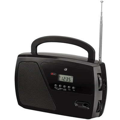 GPX® AM/FM Shortwave Radio