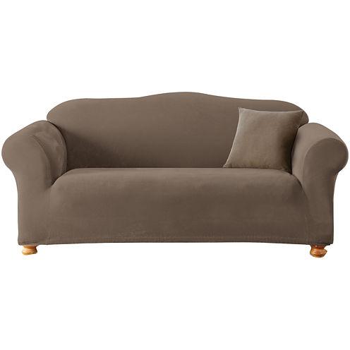 SURE FIT® Stretch Piqué 1-pc. Sofa Slipcover