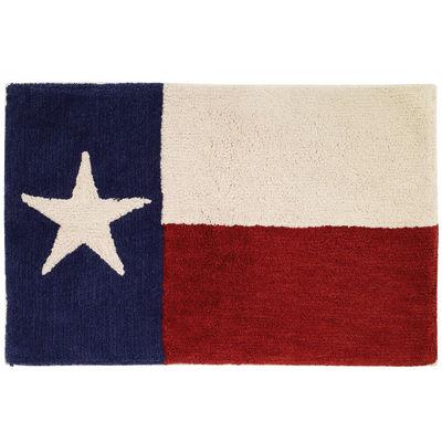 Avanti Texas Star Bath Rug Jcpenney