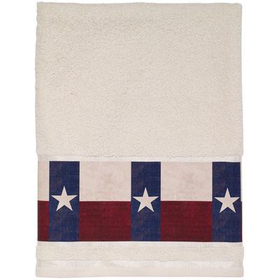 Avanti Texas Star Bath Towel
