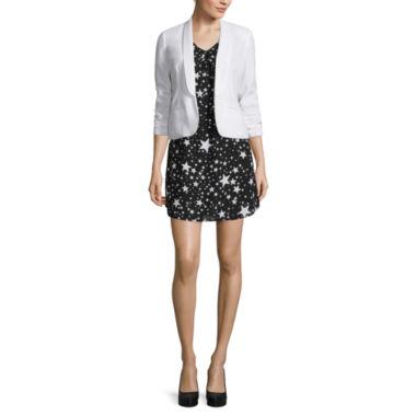 jcpenney.com | Decree® Blazer or Popover Dress