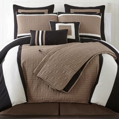 Studio™ Tranquility 9-Pc. Comforter Set & Accessories