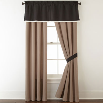 Studio™ Tranquility Rod-Pocket Curtain Panels