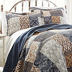 Laura Reversible Quilt Set