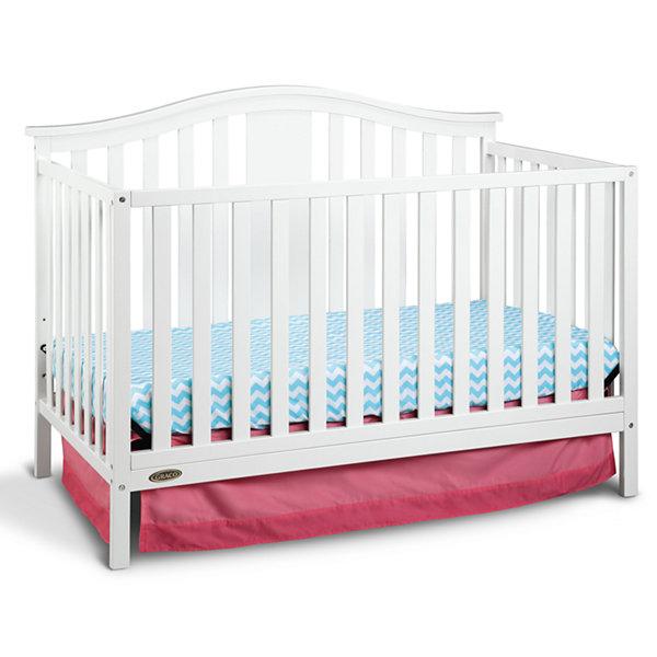 Graco Solano 4 In 1 Convertible Crib With Mattress