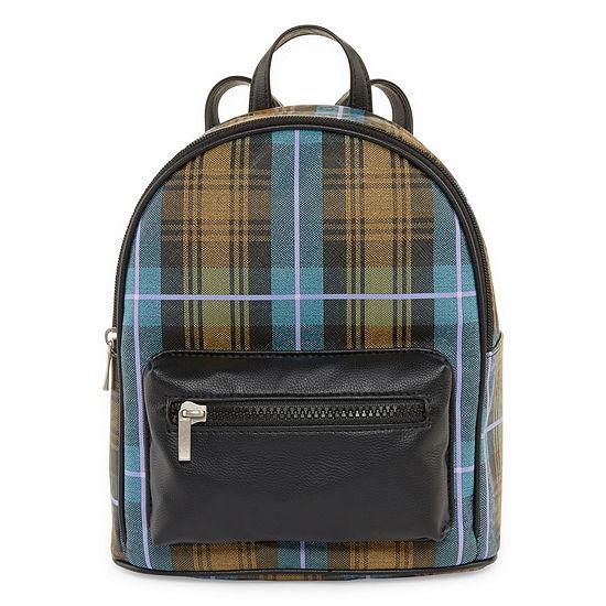Arizona Plaid Mini Backpack