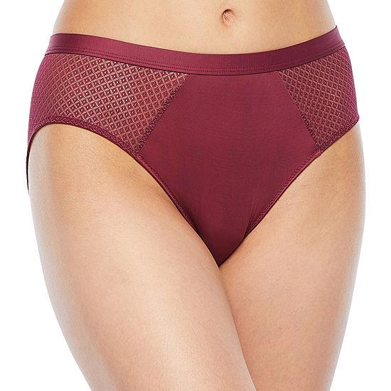 Ambrielle Knit High Cut Panty