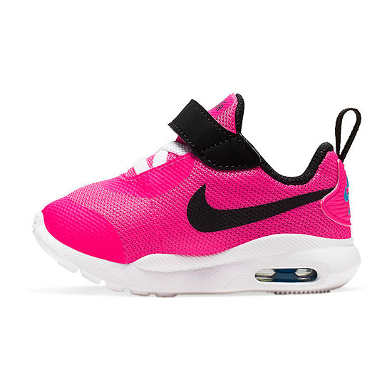finest selection 93185 9cde3 Nike Air Max Oketo Toddler Girls Running Shoes