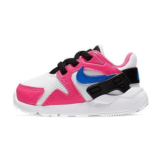 Nike Ld Victory Toddler Girls Elastic Running Shoes