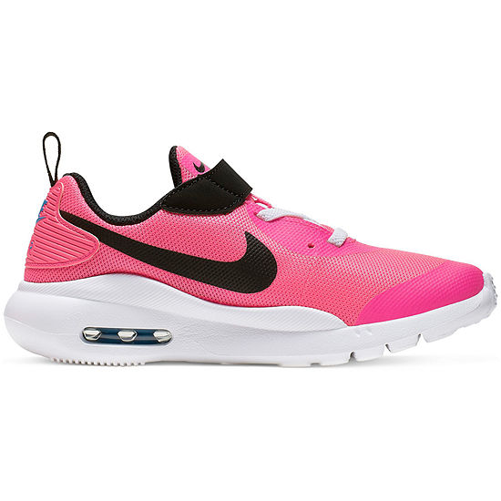 Nike Air Max Oketo Little Kids Girls Lace-up Running Shoes