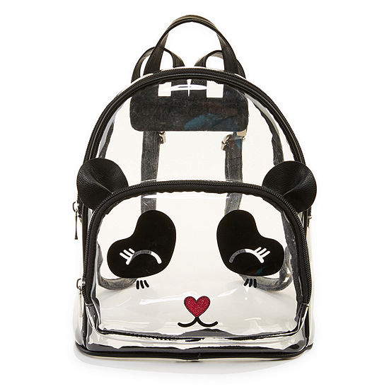 Arizona Lucite Panda Backpack
