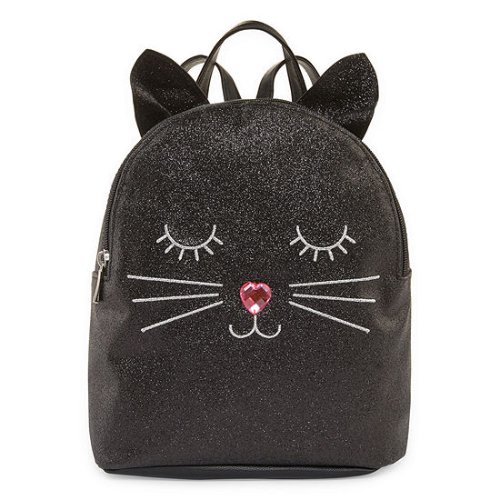 Arizona Glitter Cat Mini Backpack