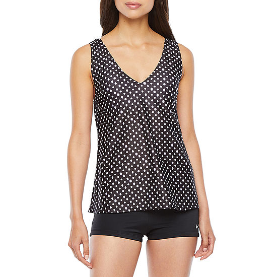 Nike Dots Tankini Swimsuit Top or Swimsuit Bottom