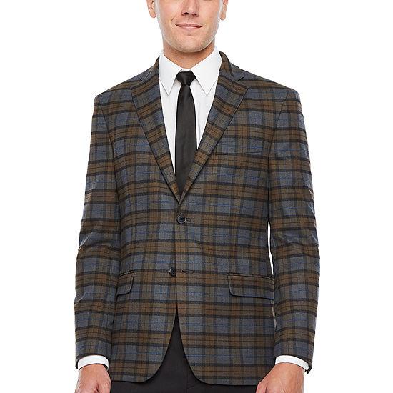 IZOD Mens Classic Fit Sport Coat