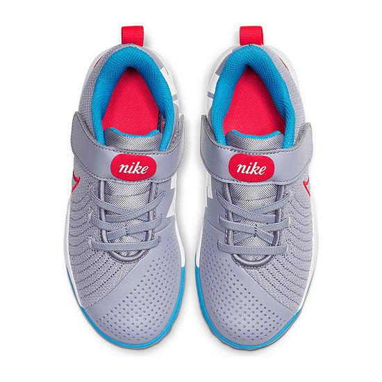 Nike Team Hustle Quick 2 Disrupt Little Kids Boys Basketball Shoes