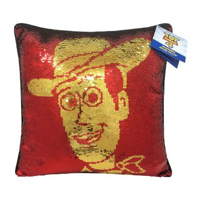 Disney Toy Story Square Throw Pillow